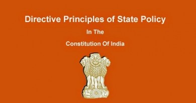 Directive Principles of State Policy IAS UPSC