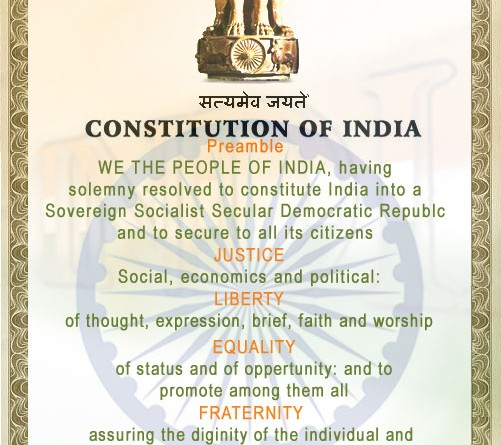 Constitution of India for Civil Services and Government Jobs