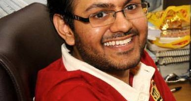 IAS Prince Dhawan 2011 Topper Ranked 3rd