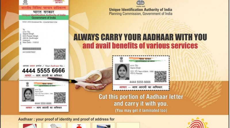 Aadhaar-card-lost-get-it easily