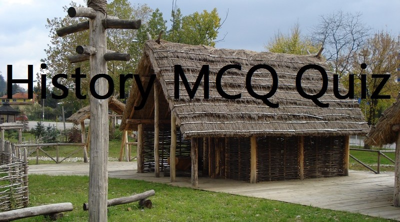 UPSC MCQs Quiz 14: History with answers for Civil Service Examination.
