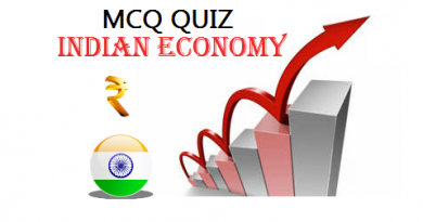 UPSC MCQs Quiz 10: Indian Economy with answers IAS IPS