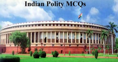 UPSC MCQs Quiz 5: Indian Polity with answers