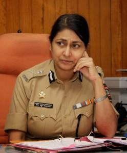 IPS Meera Chadha Borwankar Mumbai Crime Branch