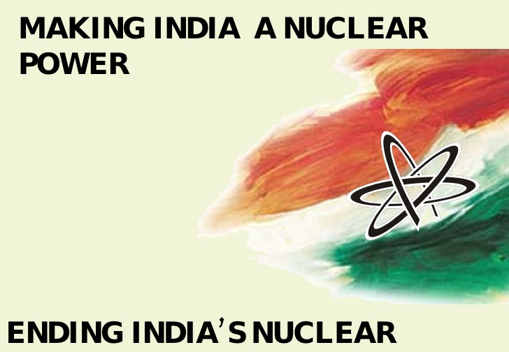 Essays on nuclear power
