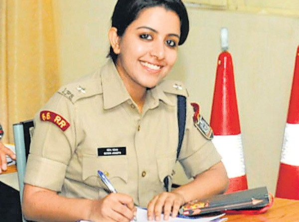 Merin Joseph The Most Beautiful IPS Officer