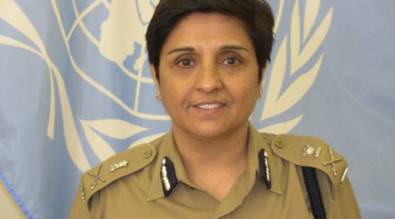 Kiran Bedi India's first Lady IPS Officer born on 9th June 1949.Kiren Bedi was former tennis player and a retired police officer and is an Indian politician