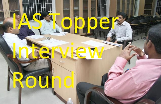 IAS Topper Adesh Anand Titarmare Interview Round