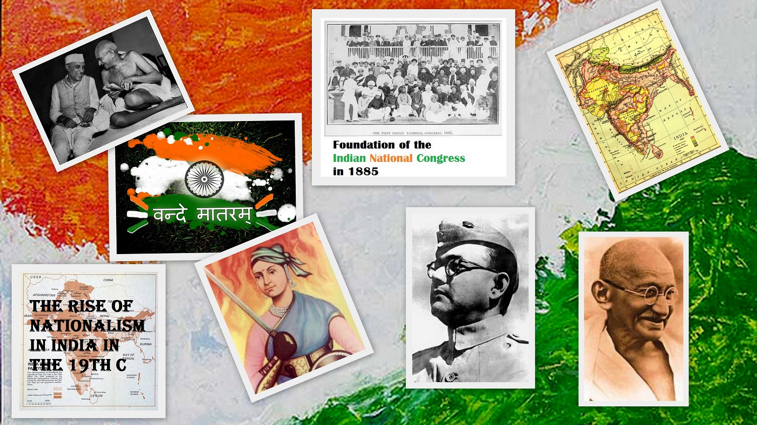 a history of the indian independence movement The indian independence movement was a movement from 1857 (in many cases, even pre-dating 1857) until august 15, 1947, when india got independence from the b.