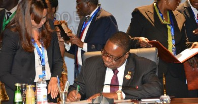 African Leaders Sign 26-nation Tripartite Free Trade Area Agreement