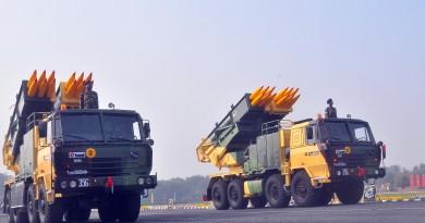 Pinaka Mark-II Missile Successfully Test-Fired