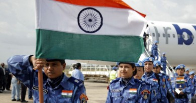 India Unveils Virtual Memorial Wall For Fallen UN Peacekeepers