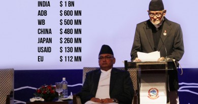 $4.4 Billion Funding Committed In International Conference On Nepal's Reconstruction