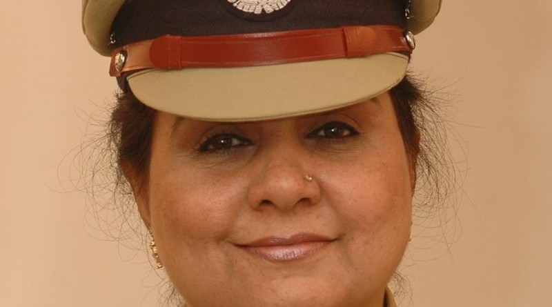 Tejdeep Kaur Menon, the Additional Director General of Police (Sports)