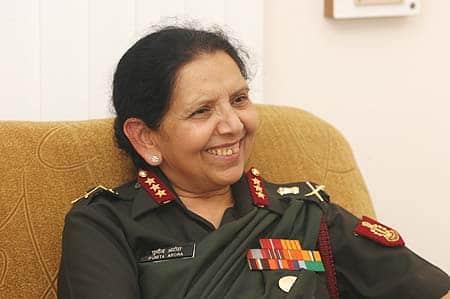 Punita Arora - First Woman General of Indian Army