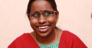 Beno Zephine, First 100% Blind IFS Officer