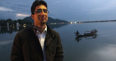 Shah Faesal, First Kashmiri to top Indian Civil Service Exam