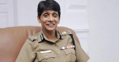 IPS Officer Letika Saran, The World Known Super-cop