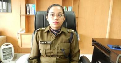 IPS Officer Sangeeta Kalia - Daughter of a Painter