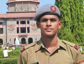 Cadet S M Sriram - Left Engineering to Serve his Country