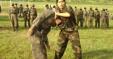 Dr. Seema Rao - India's first woman commando trainer