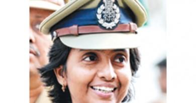IPS Damayanti Sen - first woman of DCDD in Kolkata