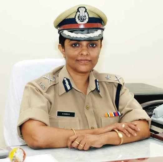 Dr. B. Sandhya IPS, Additional Director General of Kerala Police
