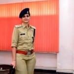 IPS Priyanka Kashyap a 2009 batch Officer from Goa