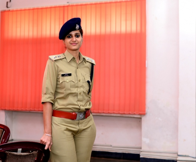 IPS Priyanka Kashyap a 2009 batch Officer from Goa