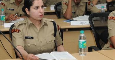 Dr Ruveda Salam, First IPS Officer from Kashmir