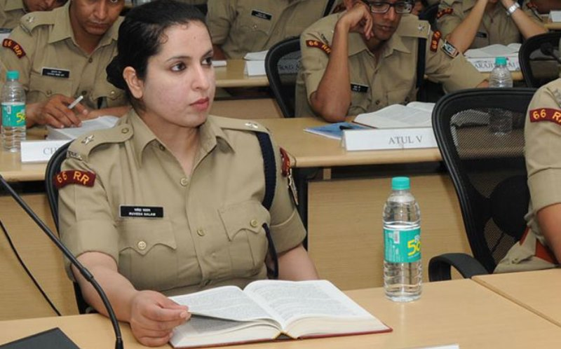 Dr Ruveda Salam, First IPS Officer from Kashmir