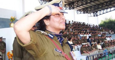 Kanchan Chaudhary Bhattacharya - Second IPS Officer of the country