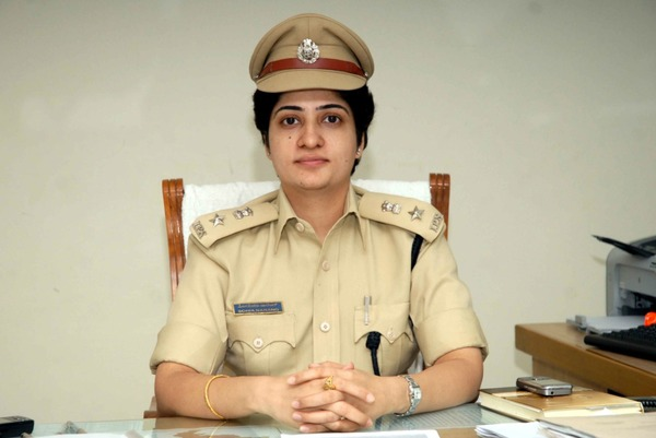 Sonia Narang IPS, Deputy Commissioner of Banglore