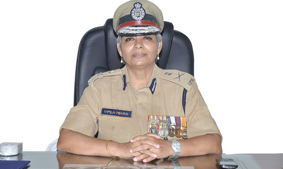IPS Vimla Mehra, first woman Special Commissioner Police