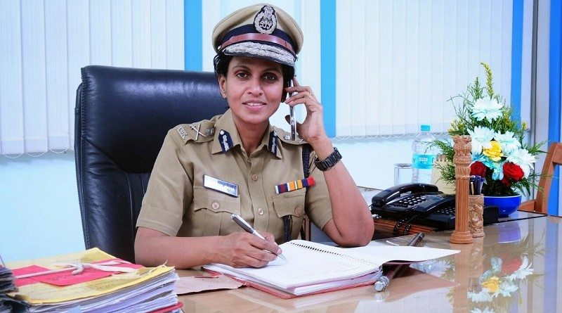 IPS R Sreelekha - First Lady IPS officer from Kerala