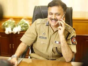 IPS Ahmed Javed - Mumbai police commissioner Takes ₹1 Salary