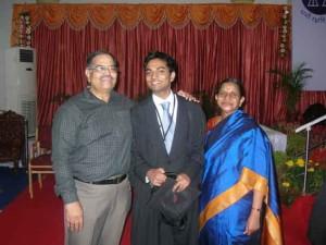 Aam Aadmi Party (AAP) Chief Secretary Son IAS Saketa Raja Musinipally