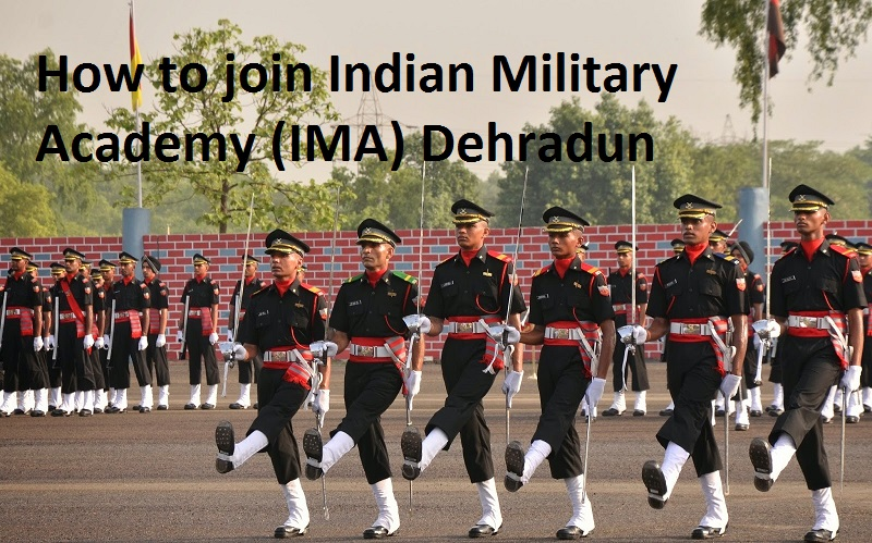 How to join an Indian Military Academy (IMA) Dehradun for 2019