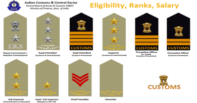 How to become ICCES Officer: Indian Customs and Central Excise Service
