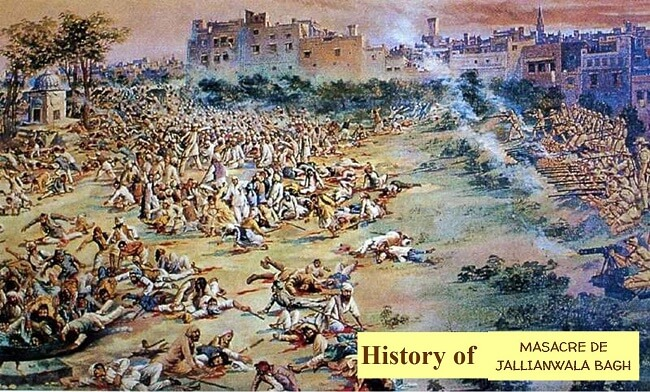 Jallianwala Bagh Massacre 1991 tragedy story (History)