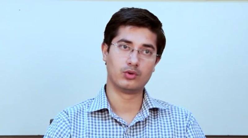 Rishav Gupta IAS