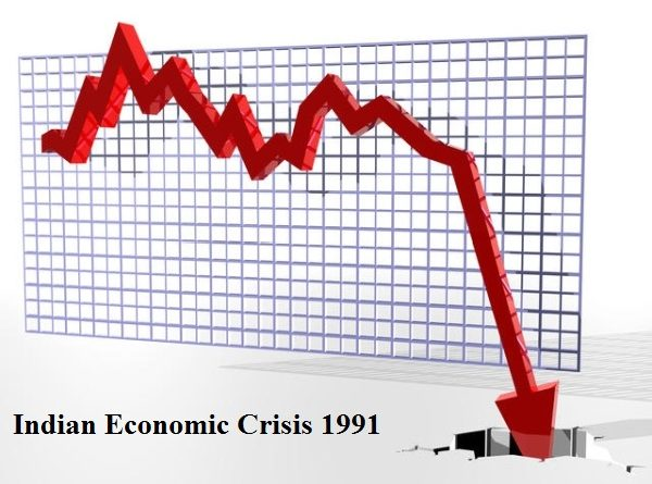 1991 Economic Crisis in India: New Industrial Policy, Economic Policy etc.