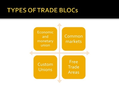 regional trading bloc paper The aim of the trade and poverty paper series is to disseminate the findings of  research work  african regional trade blocs and transformative regionalism.
