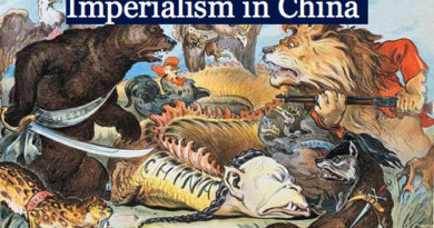 Imperialism in China : Positive and Negative Effects