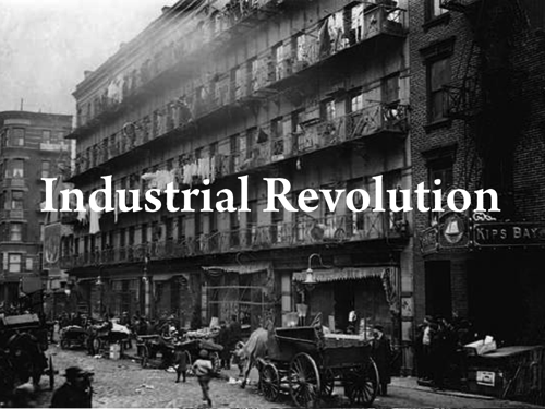 The Effects Industrial Revolution in Britain