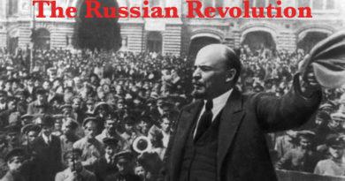 Russian Revolution of 1917 Summary and Causes (Bolshevik Revolution)