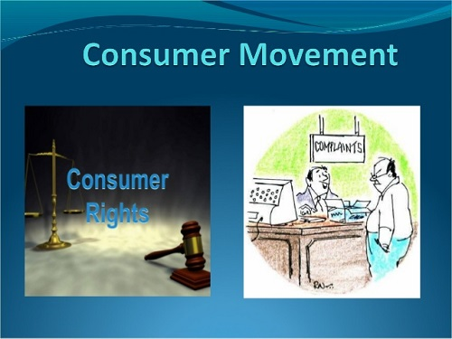 movement in  consumer movement upsc n polity