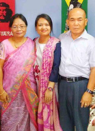 KHUMANTHEM DIANA DEVI IAS UPSC 2015 – 2016 16th Rank Interview