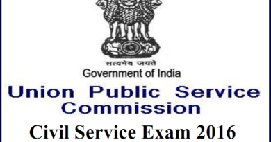 UPSC Prelims Exam 2016 Result Declared Check Your Marks