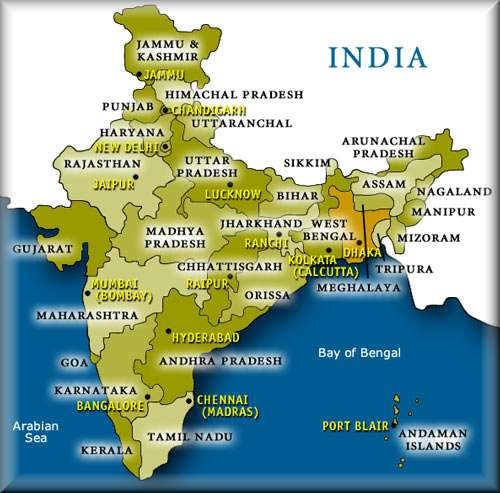 information about states in india List of indian states india is the world's largest democracy with 12 billion people and a total land area of 32 croresq km representing one-sixth of the humanity.